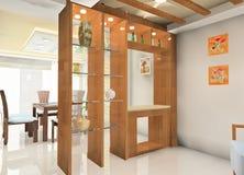 Kitchen Illustration Design Royalty Free Stock Photo