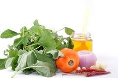 Kitchen ingredients Stock Images