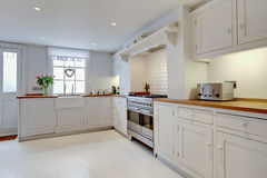 Kitchen Interior Stock Photography