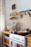 Kitchen interior Royalty Free Stock Photography