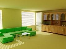 Kitchen an interior Stock Photo