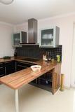 Kitchen interior. Royalty Free Stock Photography