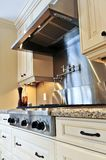 Kitchen interior Stock Photos