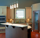 Kitchen Interior Design Stock Photos