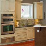 Kitchen Interior Design Stock Image