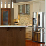 Kitchen Interior Design Stock Photography