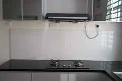 Kitchen interior design Stock Photos