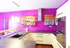 Kitchen - interior Royalty Free Stock Photos