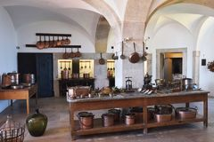 Inside Pena Palace Kitchen Stock Photos - Download 8 Images