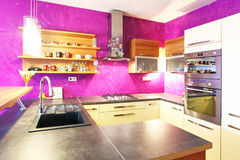 Kitchen - interior Royalty Free Stock Photography