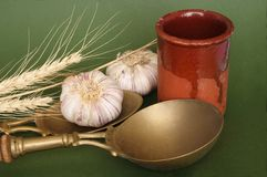 Kitchen items Royalty Free Stock Photography