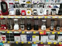 Kitchen items - coffee makers Stock Photos