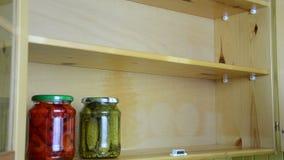 Kitchen jar vegetable Royalty Free Stock Photography