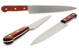 Kitchen knife Royalty Free Stock Photography