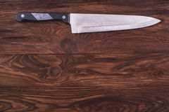 Kitchen knife Royalty Free Stock Image