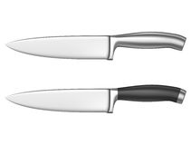 Kitchen knife Royalty Free Stock Image