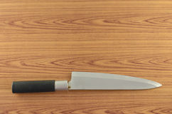 Kitchen knife Stock Image