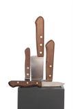 Kitchen knifes. Stock Photography