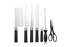 Kitchen knives Royalty Free Stock Photo