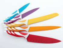 Kitchen knives Stock Photos
