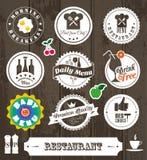 Kitchen label Royalty Free Stock Photo