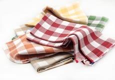 Kitchen linen Stock Photography