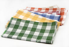 Kitchen linen Royalty Free Stock Images