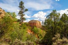 New Mexico Skyline Stock Photos
