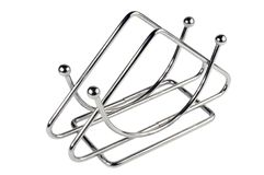 Kitchen metal napkin holder Stock Images