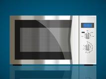 Kitchen - microwave Royalty Free Stock Photos