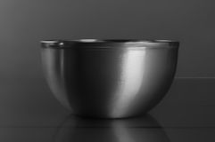 Kitchen mixing stainless steel Stock Photography
