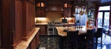 kitchen modern Στοκ εικόνες με δικαίωμα ελεύθερης χρήσης