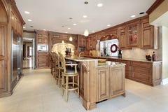 kitchen modern Στοκ Εικόνες