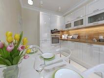 Kitchen modern style Stock Photos