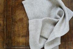 Kitchen Napkin Stock Photography
