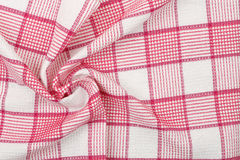 Kitchen napkin Stock Images