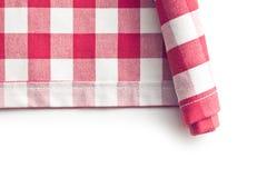 Kitchen napkin Stock Photos