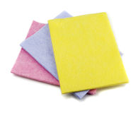 Kitchen napkins Royalty Free Stock Images