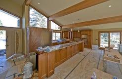 kitchen new στοκ εικόνες