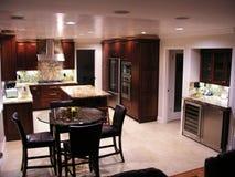 kitchen new στοκ φωτογραφία
