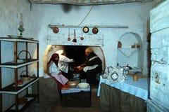 Kitchen old style Stock Photo