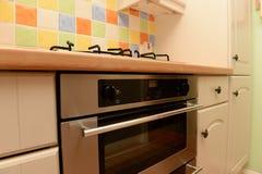 Kitchen oven Royalty Free Stock Photos