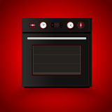 Kitchen oven Royalty Free Stock Photography