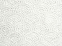 Kitchen paper towel. This is texture of kitchen paper towel . Use for background Stock Image