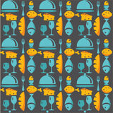 Kitchen  pattern Stock Photos