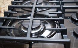 Kitchen range royalty free stock photo