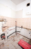 Kitchen renovation Royalty Free Stock Image