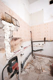 Kitchen renovation Stock Photo