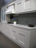 Kitchen room interior Stock Photography