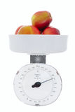 Kitchen scale Stock Photography